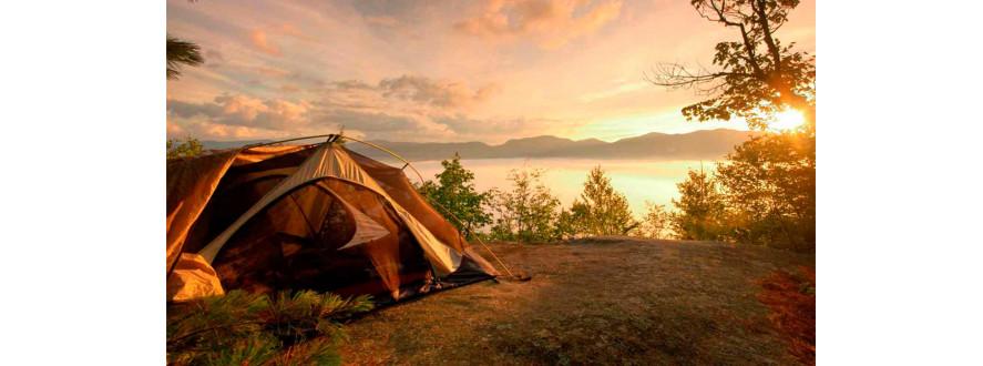 Лучшие блюда для отдыха с палаткой