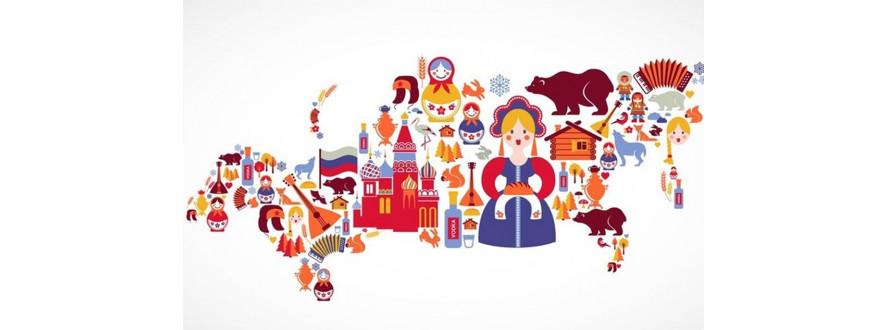 Символы России на колбасах Деликатес Дичь