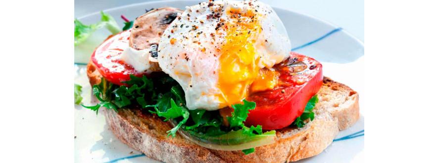 Полезные завтраки и перекусы